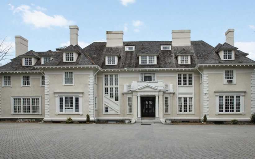 10,000 Square Foot Historic Mansion In Tuxedo Park, NY