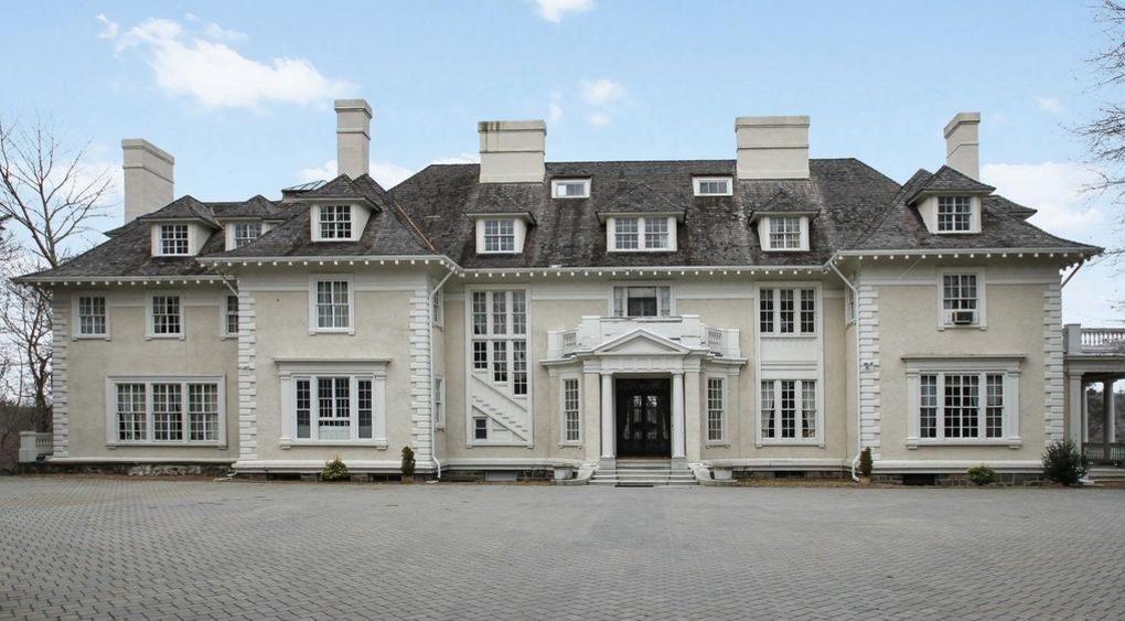 10,000 Square Foot Historic Mansion In Tuxedo Park, NY