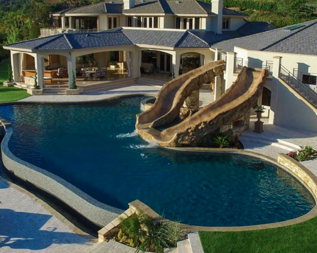 17,000 Square Foot Mansion In Westlake Village, CA
