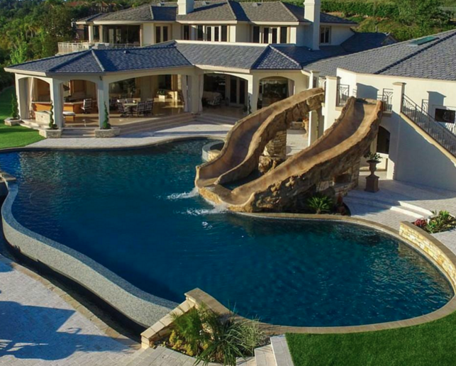 17,000 Square Foot Mansion In Westlake Village, CA