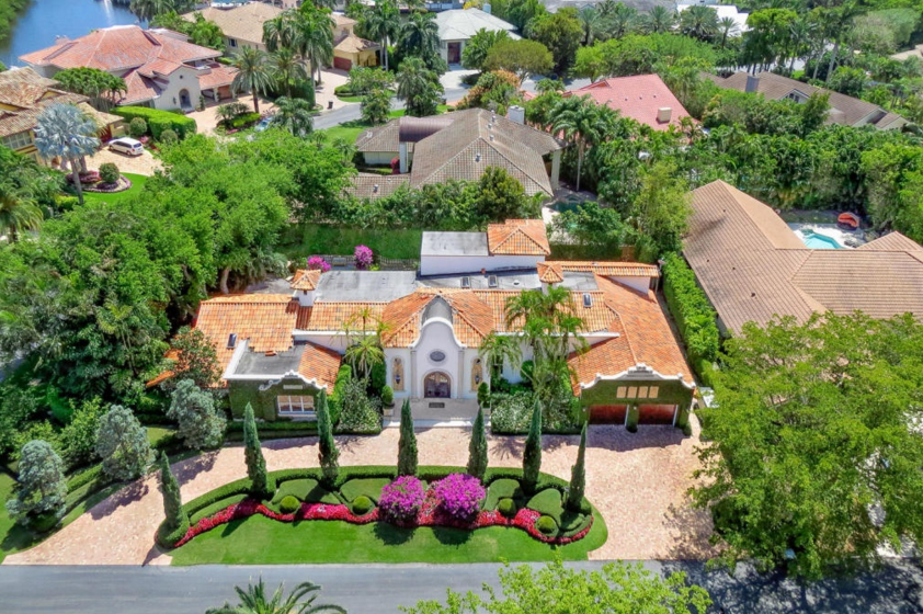 $3.3 Million European Inspired Home In Boca Raton, FL