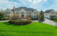 10,000 Square Foot Brick Mansion In Great Falls, VA