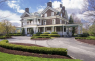 $8 Million Historic Georgian Revival Mansion In Devon, PA
