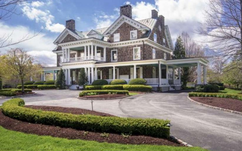 $8 Million Historic Georgian Revival Mansion In Devon, PA