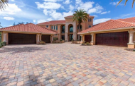 $3.4 Million Mediterranean Lakefront Mansion In Tampa, FL