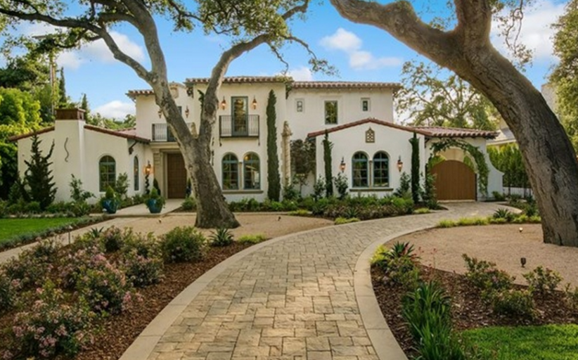 $8 Million Newly Built Mansion In Arcadia, CA