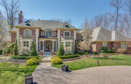 11,000 Square Foot Brick Mansion In Granger, IN