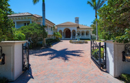 $14.9 Million Mediterranean Beachfront Home In Naples, FL