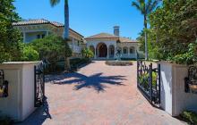 $14.9 Million Mediterranean Beachfront Home In Naples, FL