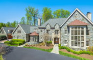 11,000 Square Foot Stone Mansion In McLean, VA