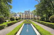 $12.5 Million French Chateau In Houston, TX