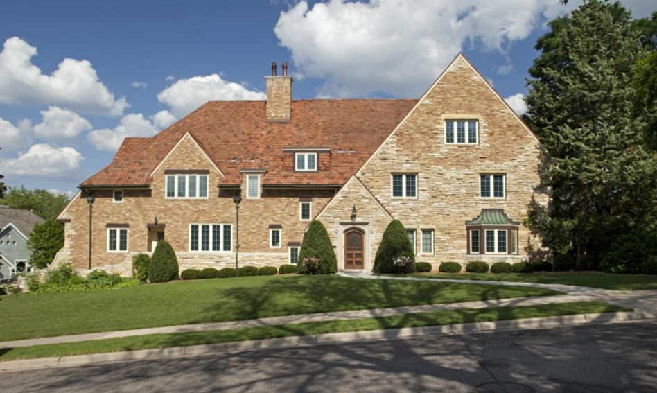 $4.65 Million Historic Brick Mansion In Minneapolis, MN