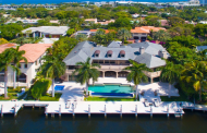 $8.9 Million Waterfront Mansion In Fort Lauderdale, FL