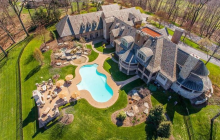 $5.75 Million Brick Mansion In Sewickley, PA