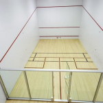 Indoor Racquetball Court