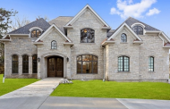 $2.95 Million Newly Built Stone Home In Hinsdale, IL