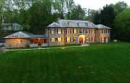 $2.275 Million Stone Home In Towson, MD