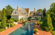 $21 Million Charming Shingle Home In Southampton, NY