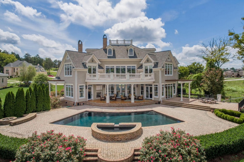 2 6 Million Waterfront Mansion In Knoxville Tn Homes