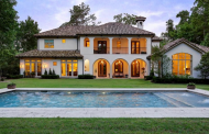 $2.3 Million Mediterranean Home In Spring, TX