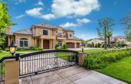 $3.78 Million Stone & Stucco Home In Arcadia, CA