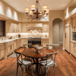 Guest House #1 Kitchen