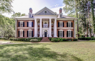 $2.25 Million Brick Home In Atlanta, GA