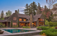 $4.895 Million Stone & Shingle Waterfront Home In Vancouver, WA
