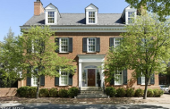 $4.85 Million Colonial Brick Home In Alexandria, VA