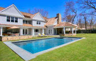$4.495 Million Newly Built Shingle Home In Darien, CT