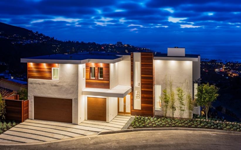 $4.4 Million Newly Built Contemporary Home In La Jolla, CA