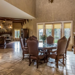 2-story Breakfast Room