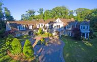 $4 Million Shingle Mansion In Saddle River, NJ