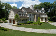 $4.9 Million Colonial Mansion In Bernardsville, NJ