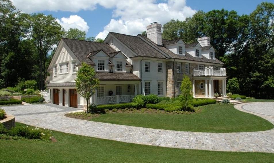 $4.9 Million Colonial Mansion In Bernardsville, NJ