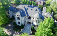 $2.79 Million Brick Mansion In Tulsa, OK