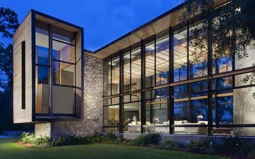 $3.45 Million Contemporary Home In Sheldon, SC