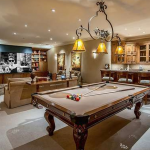 Billiards/Media Room