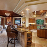 Gourmet Kitchen & Breakfast Room & Family Room