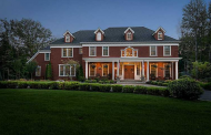 10,000 Square Foot Colonial Brick Mansion In Orchard Park, NY