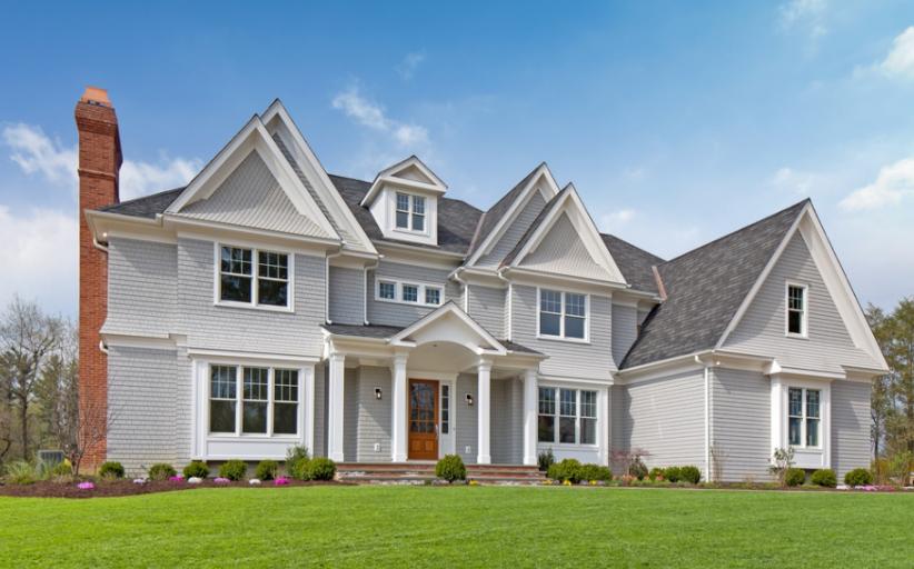 $4.25 Million Newly Built Shingle Home In Purchase, NY