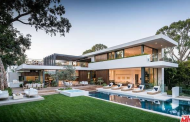 $13.495 Million Newly Built Contemporary Mansion In Pacific Palisades, CA
