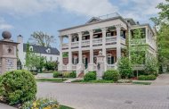 $2.195 Million Brick Mansion In Nashville, TN