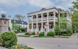 $2.195 Million Brick Mansion In Nashville, TN