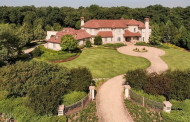 16,000 Square Foot Mansion In Northbrook, IL