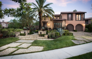 $4.35 Million Stone & Stucco Home In Newport Coast, CA