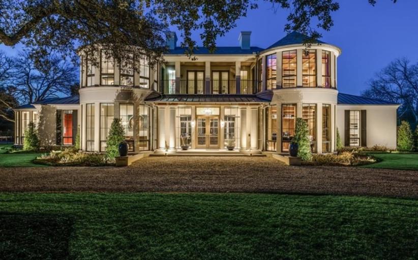 $4.25 Million Home In Dallas, TX