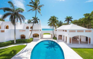 $42.5 Million Beachfront Estate In Golden Beach, FL
