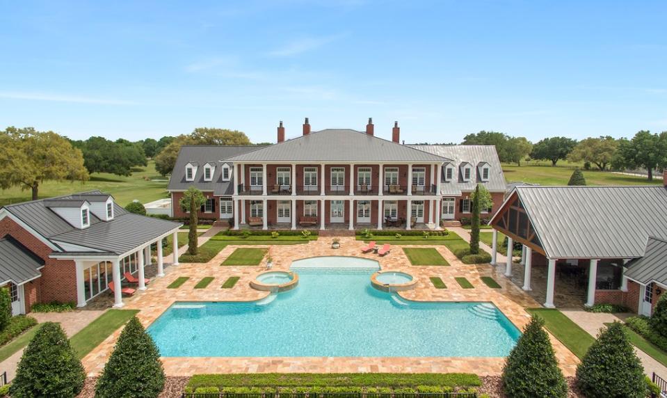 10 Million 50 Acre Estate In Umatilla Fl Homes Of The Rich