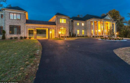 14,000 Square Foot Colonial Brick Mansion In McLean, VA